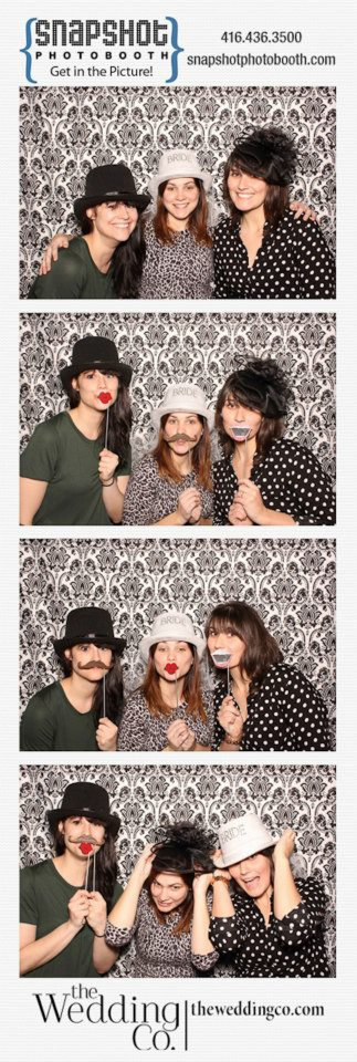 Some photo booth fun!