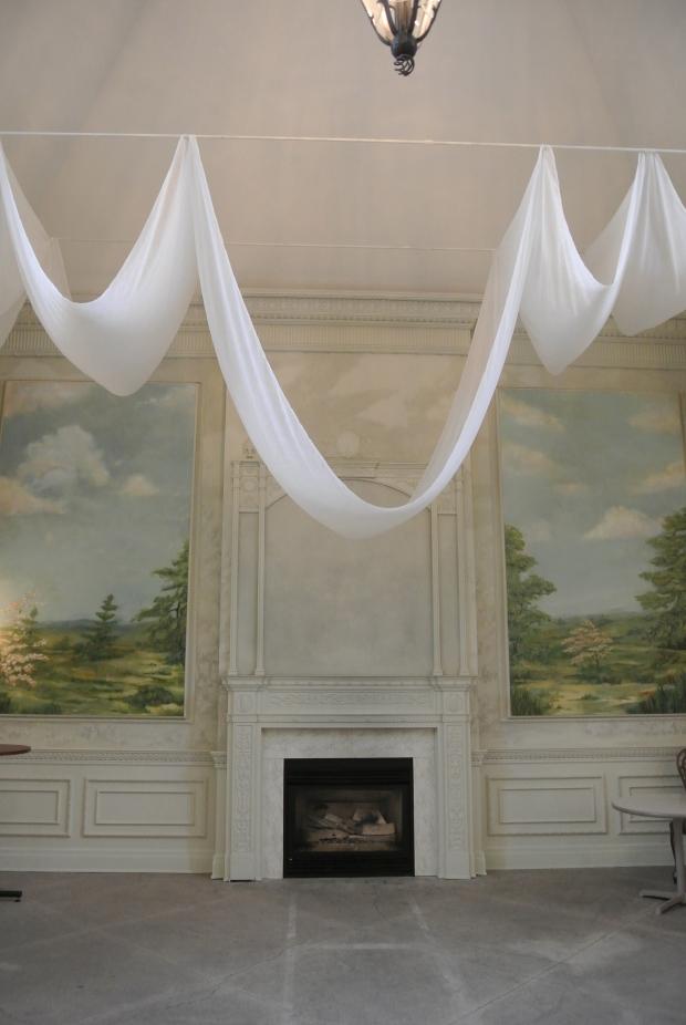 Graydon Hall Manor, North York (the Chapel-or the rain plan!!)