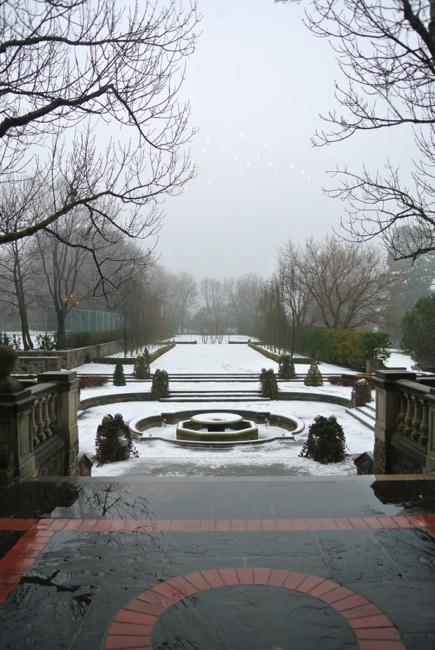 Graydon Hall Manor, North York (Outdoor ceremony/reception space)