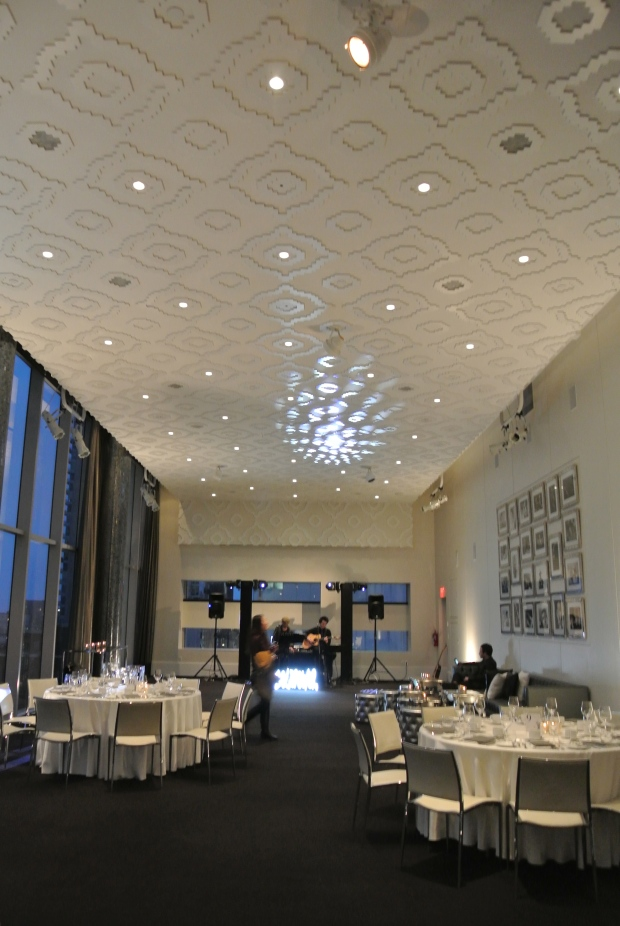 Malaparte at TIFF Ligt Box, Toronto (wasn't on my site visit list, but ended up being one of my faves of the day!)