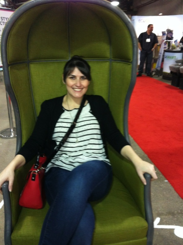 Totally wanted this chair!